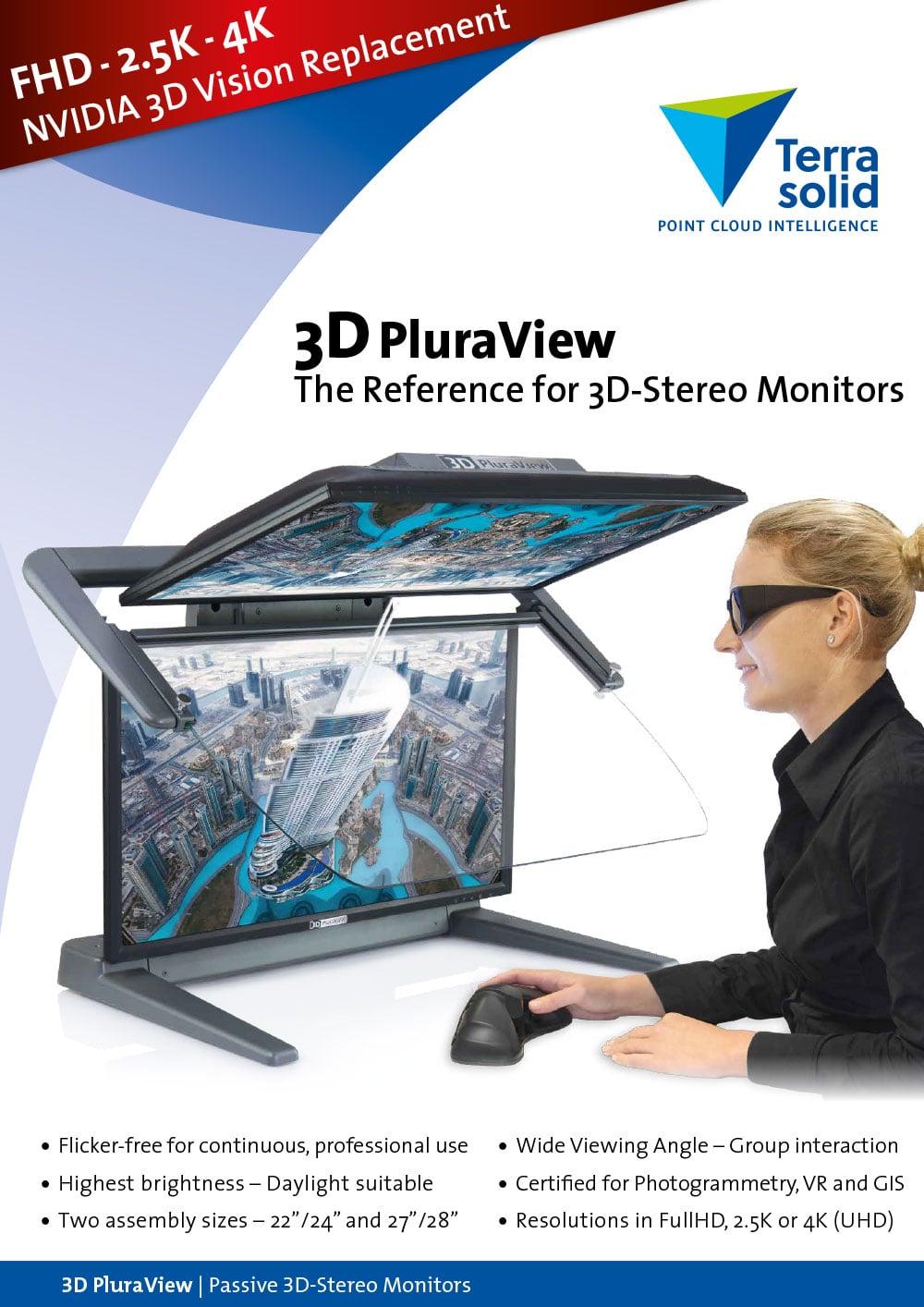 Terrasolid 3D PluraView Folder EN